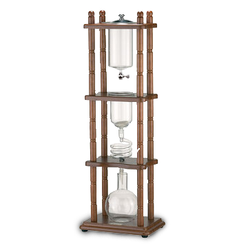 Cold drip coffee maker 3